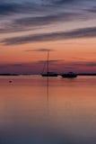 Sunrise in Sardegna Stock Image
