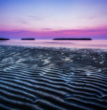 Sunrise by the sea Royalty Free Stock Photography