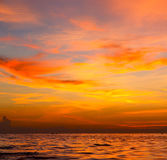 sunrise    sea  thailand kho tao bay south china sea Stock Photo