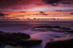 Sunrise Seascape Stock Photo