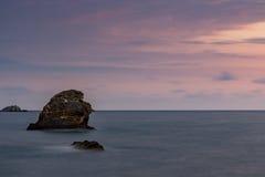 Sunrise in Skopelos Stock Photo