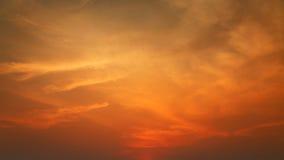 Sunrise sky Royalty Free Stock Image