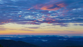 Sunrise Sky North Carolina Royalty Free Stock Photography