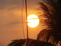 Sunrise In Srilanka Stock Photography