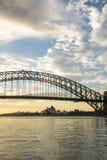 Sunrise Sydney Opera house. Royalty Free Stock Image