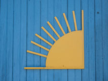 Sunrise Symbol Royalty Free Stock Image