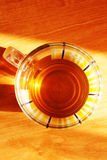 Sunrise tea Royalty Free Stock Image