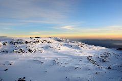 Mt Kilimanjaro, Tanzania Stock Photography