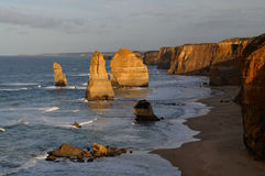 Sunrise at the twelve Apostles Stock Images