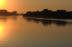 Sunrise Vaal  Royalty Free Stock Photos