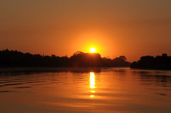 Sunrise Vaal 9 Stock Photo