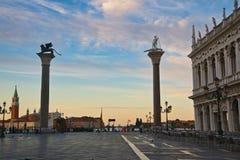 Free Sunrise Venice Royalty Free Stock Image - 95526256