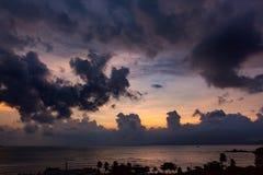 Sunrise Vietnam Royalty Free Stock Photography