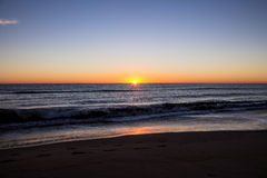 Sunrise Virginia Beach Stock Photos