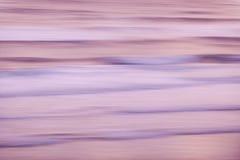 Sunrise waves Royalty Free Stock Image