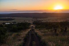 Sunrise Wildlife Park Reserve Royalty Free Stock Photo