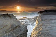 Sunrise Yena Australia Stock Images
