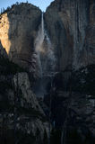 Sunrise in Yosemite Falls Royalty Free Stock Photo