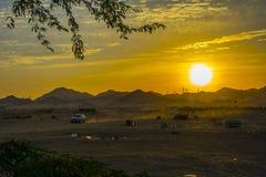 Sunrises stock photography