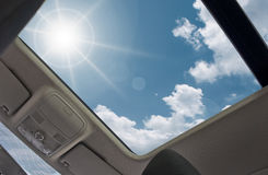 Sunroof Stock Photography