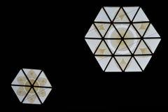 Sunroof. Differance sunroof on dark background Royalty Free Stock Image