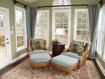 Sunroom brilhante Imagens de Stock Royalty Free