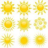 Suns Stock Photos