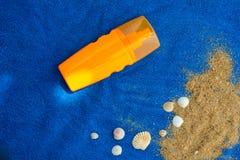 sunscreen Стоковая Фотография RF
