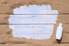 sunscreen Стоковые Фотографии RF