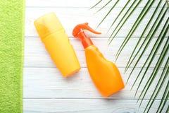 sunscreen Стоковые Фото