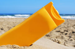 Sunscreen Royalty Free Stock Image