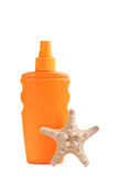 Sunscreen Royalty Free Stock Photo