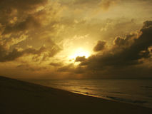 Sunset 02 Stock Photo
