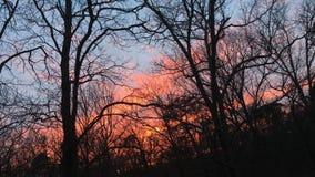 06 sunset Στοκ φωτογραφία με δικαίωμα ελεύθερης χρήσης