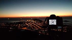 Sunset3 Royalty-vrije Stock Afbeeldingen