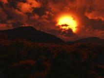 Sunset 2 Royalty Free Stock Photo
