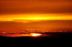 Sunset. Stock Photos