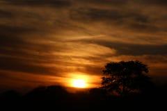 Sunset2 Imágenes de archivo libres de regalías