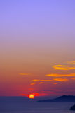 Sunset 49 Stock Photography