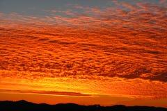 sunset 5 Stock Photography