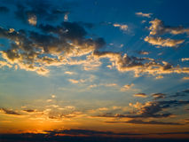 Free Sunset Royalty Free Stock Photography - 5032927