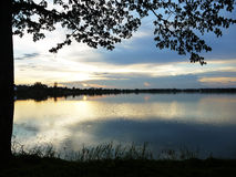 Sunset036 Стоковое фото RF