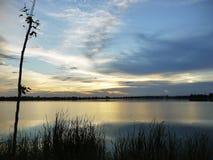 Sunset026 Стоковые Фотографии RF