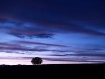 Sunset. Greece royalty free stock photos