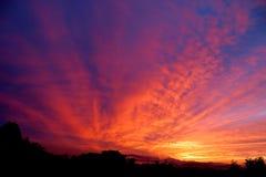 sunset 7 Stock Photo