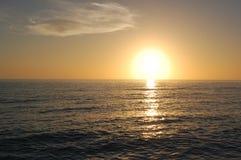 Sunset6 Royaltyfria Foton