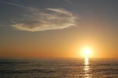 Sunset2 fotos de archivo libres de regalías