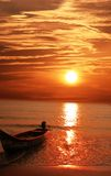 Sunset. A picture of beautiful sunset Royalty Free Stock Image