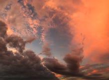 Sunset1 Arkivbild