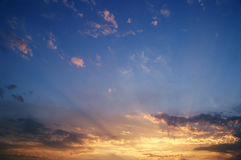 Free Sunset 9 Royalty Free Stock Photo - 13089745